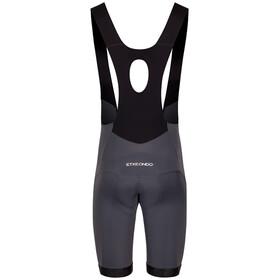 Etxeondo Kom Bib Shorts Men grey/black
